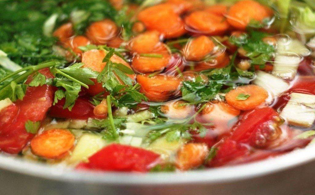 овощной супчик