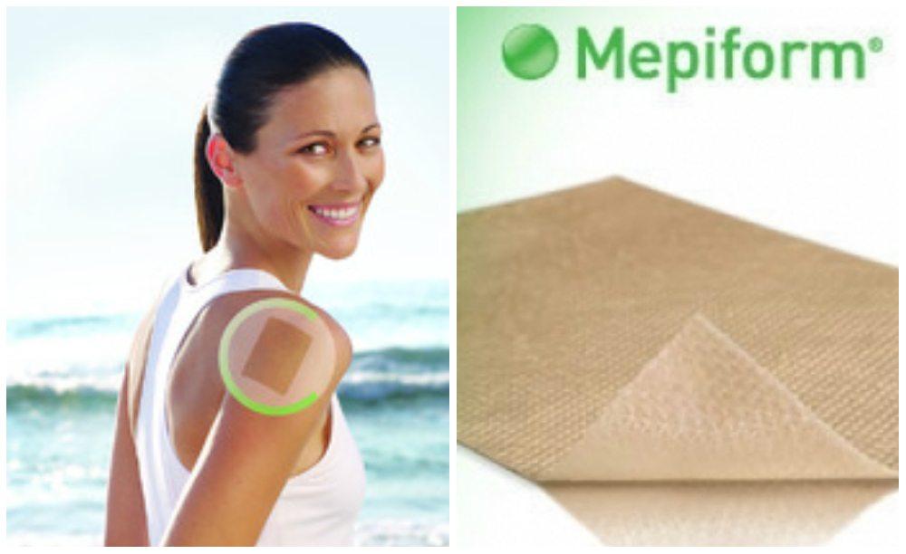 пластырь Mepiform