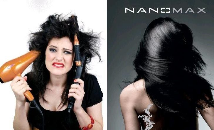 до и после Наномакс
