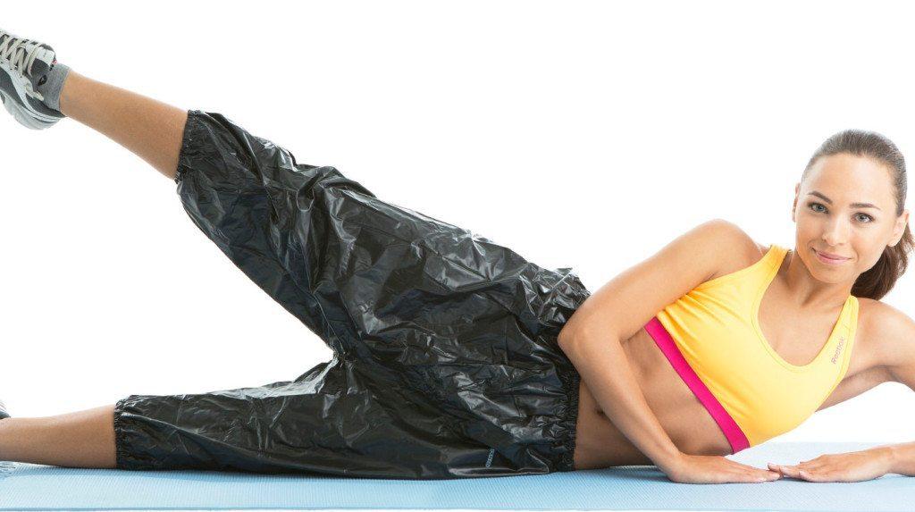 шорты-сауна для тренировок