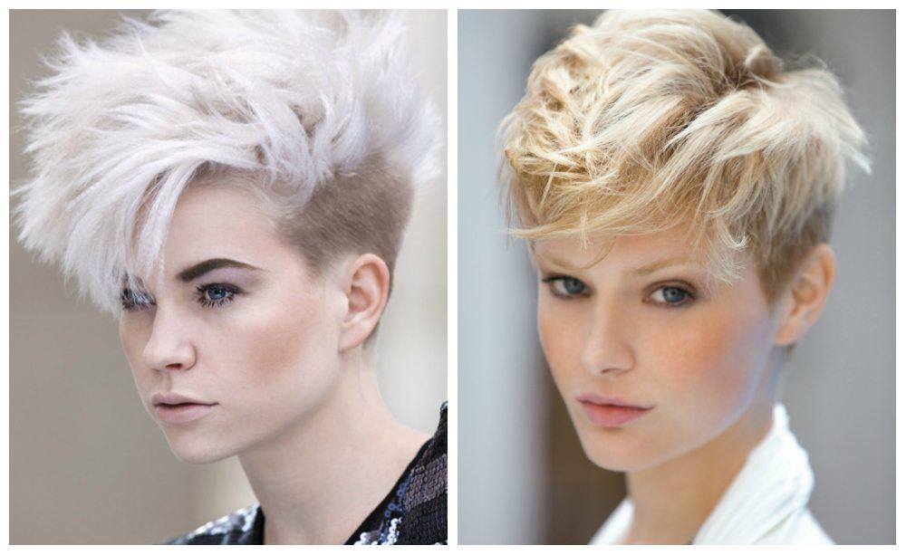 светлые волосы у девушек