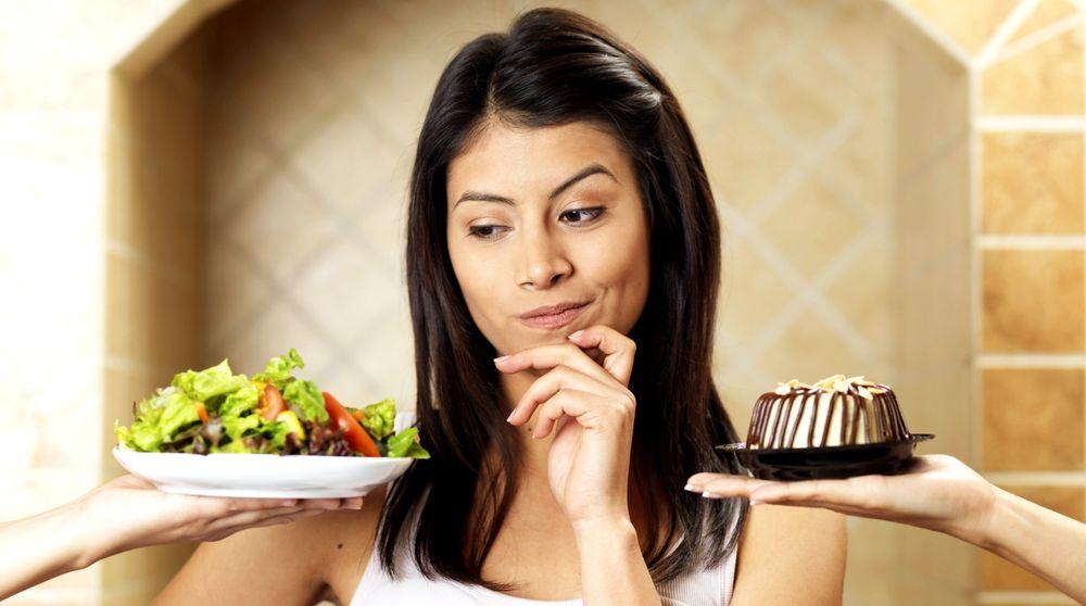 как утолить голод во время диеты???
