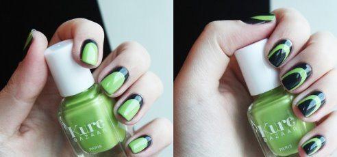 интересный nail дизайн