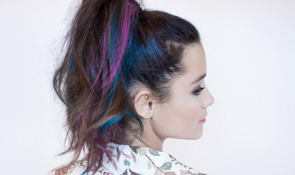 L'Oreal Hairchalk- макияж для волос жидкими мелками