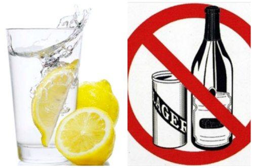 нет алкоголю- основа лиепайской диеты