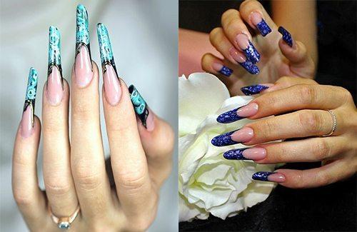 pipe nail art
