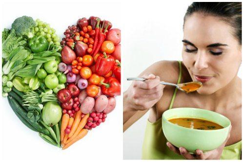 продукты для похудания