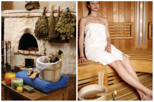 Как правильно париться в русской бане для здоровья и с