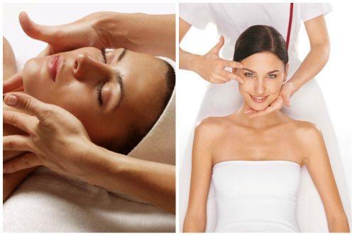 расслабление мышц лица