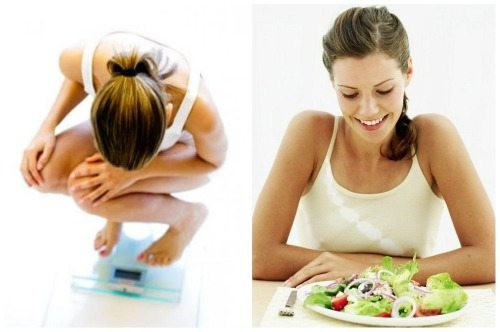 результаты низкокалорийной диеты
