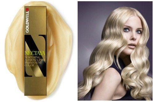 роскошный блонд с elumen