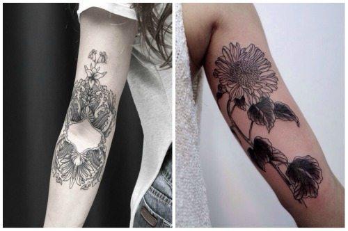 tatoo linework