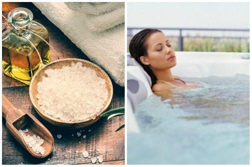 необходимые ингредиенты для ванны