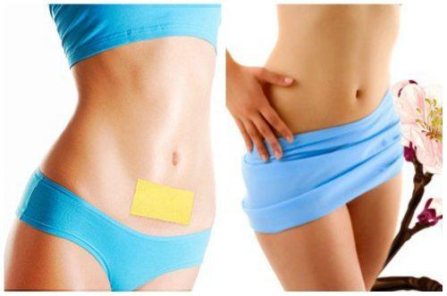 Капсулы для похудения Плоский живот