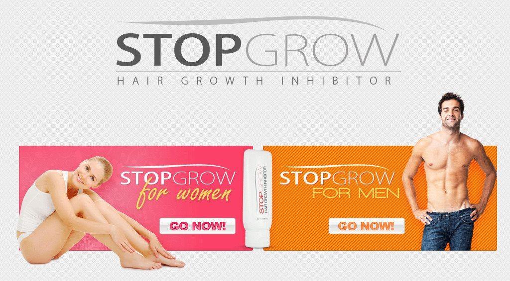 Stop Grow для мужчин и женщин