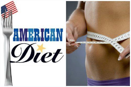 похудение по-американски