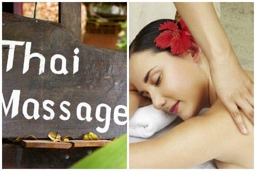 таиландский массаж