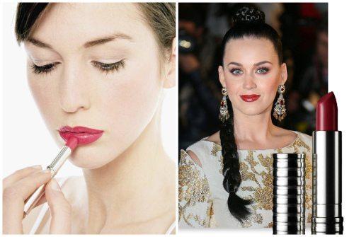 глянцевые косметические средства для губ