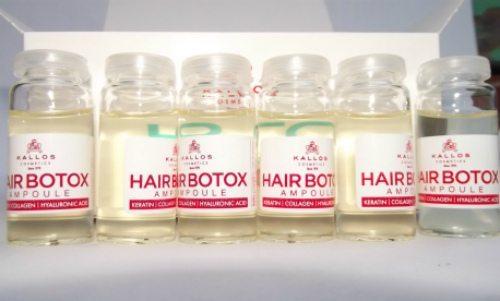 hair botox от kallos