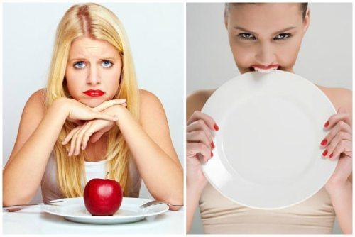 скудная пища для сброса веса