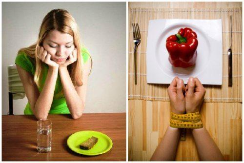 ограниченный рацион питания