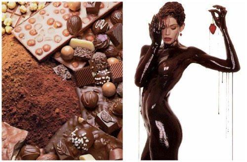 похудение на сладостях