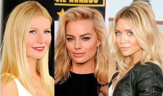 звездные блондинки