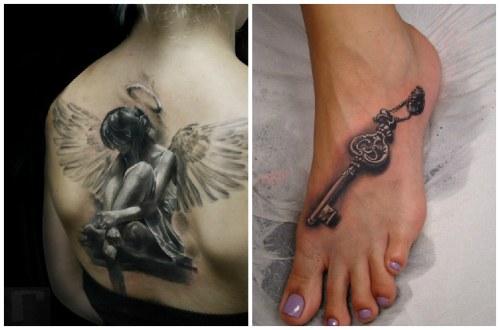 ангел и ключик