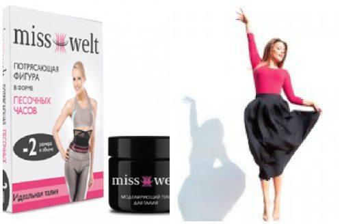 мисс Велт и моделирующий гель
