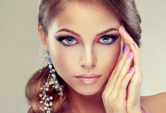 свадебный beauty makeup