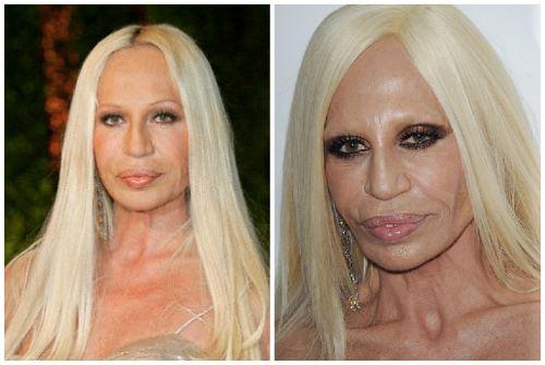 эволюция внешности