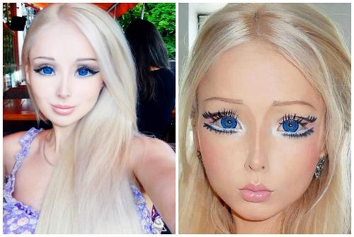 кукольные глаза