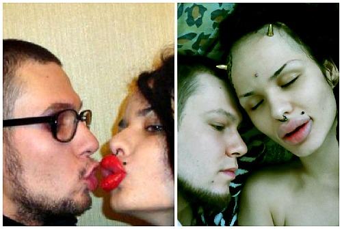 личная жизнь девушки-губы