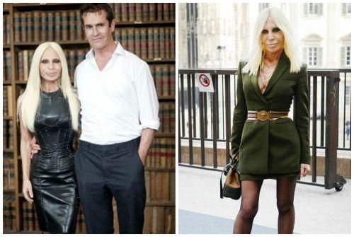 разные образы законодательницы мод