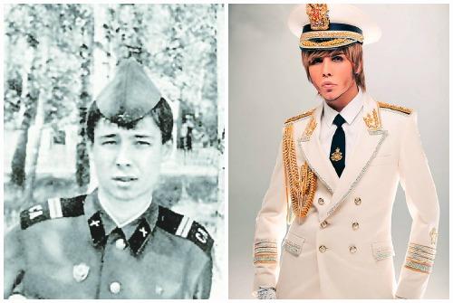 разные войска Сергея