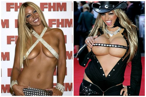 трансформация груди