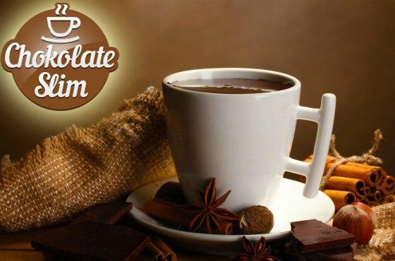 Чашка шоколада слим