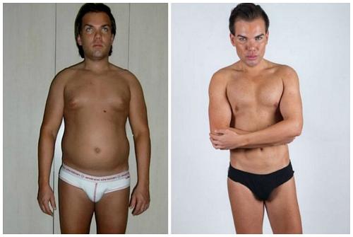 изменения тела