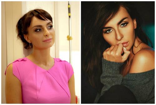 как изменилось лицо женщины