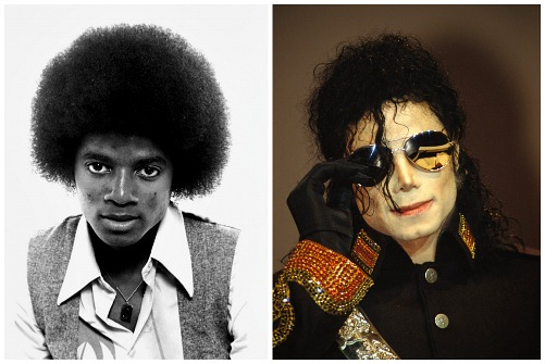 разница в состоянии волос
