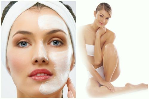 здоровая чистая кожа
