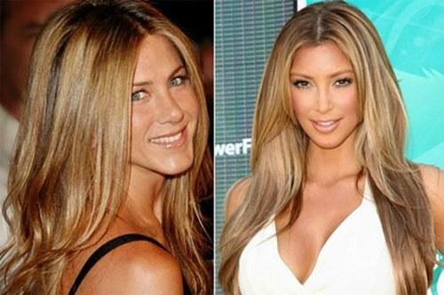 знаменитый блондинки