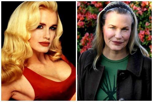 изменения актрисы