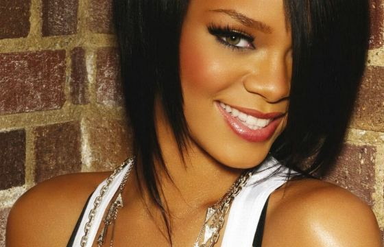 Красавица Rihanna