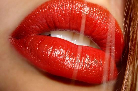 Красивые пухлые губки