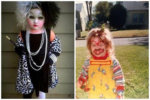 создавайте узнаваемый look- куклы Чакки и невеста Чакки