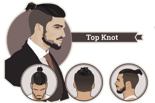 Причёска топ