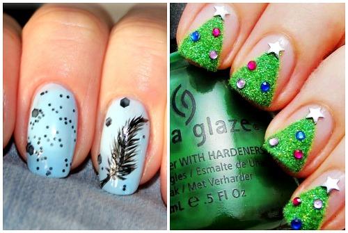 модный nail art