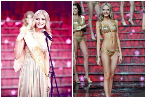 вторая вице-мисс 2012