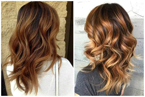 до и после обновления цвета